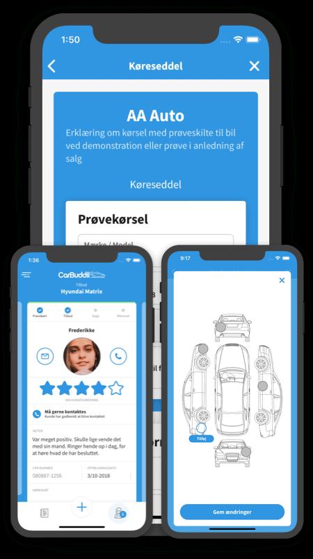 Et brugervenligt værktøj til alle instanser i bilbranchen